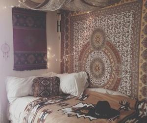 bedroom, room, and indie image