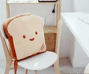 bread, kawaii, and sweet image