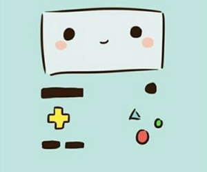 cute, bmo, and adventure time image