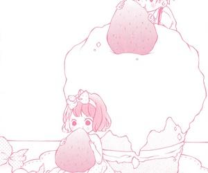 kawaii, pastel, and anime image