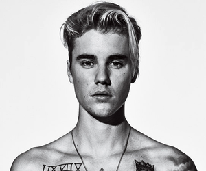 babe, handsome, and justin image