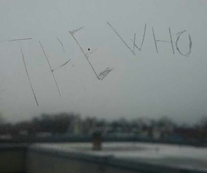 music, the who, and rock image