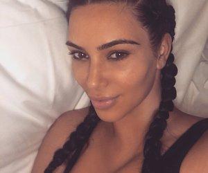 kim kardashian, beauty, and kim image