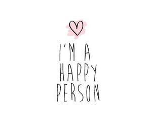 happy, quotes, and person image