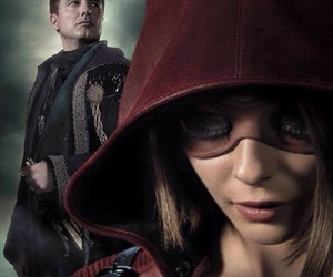 arrow and thea queen image