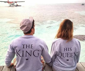 king and hisqueen image