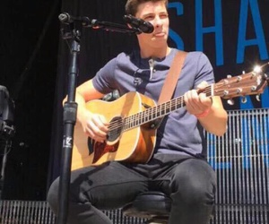 concert, cute, and shawnmendes image