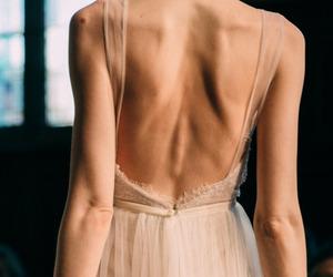 back, dress, and february image
