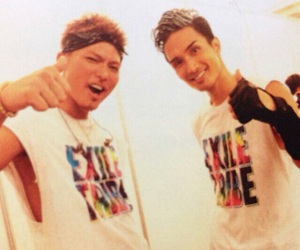 exile, the second, and shokichi image