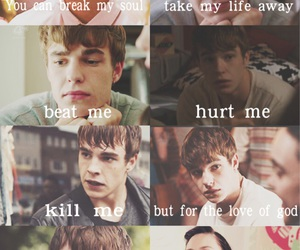 mmfd, my mad fat diary, and nico mirallegro image