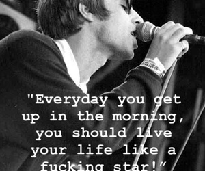 liam gallagher, life, and morning image