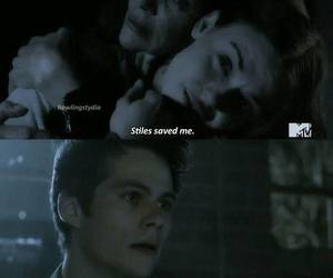 tw, holland roden, and dylan o'brien image