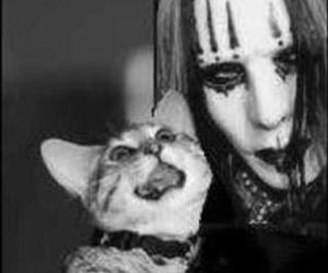 joey jordison and cat image