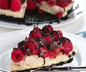 cake, food, and pie image