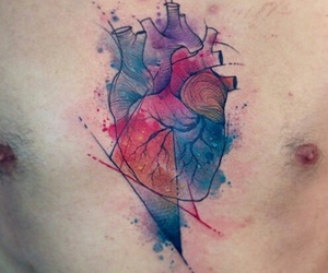 colors, hear, and heart image