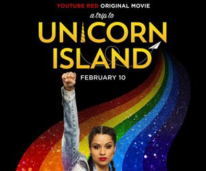 iisuperwomanii, lilly singh, and youtube red image