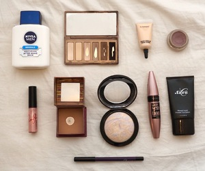 benefit, makeup, and urban decay image
