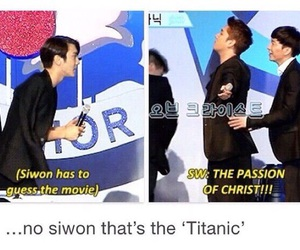 funny, kpop, and siwon image