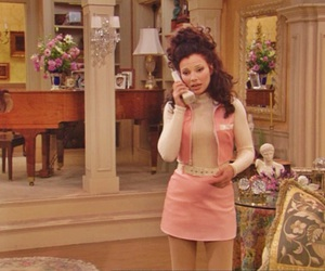 fashion, tv show, and the nanny image