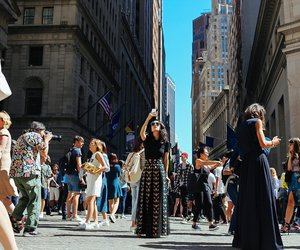 fashion, nyc, and style image
