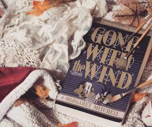 book and Gone with the Wind image