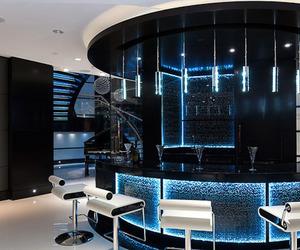 bar, luxury, and house image