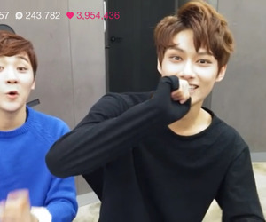 jun, Seventeen, and seungkwan image