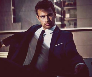 theo james and four image