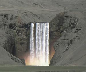 waterfall and beautiful image