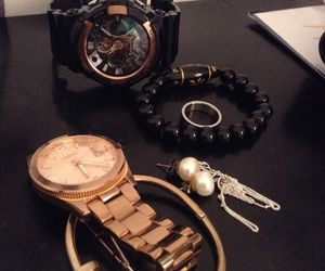fossil, watch, and gshock image