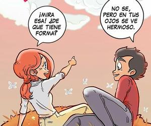 love is..., encontrar, and el cielo image