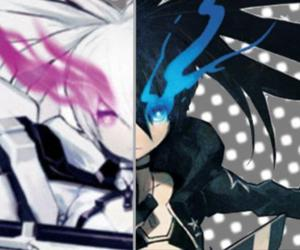 black rock shooter, brs, and wrs image