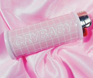crybaby and pink image
