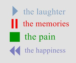 happiness, laughter, and memories image
