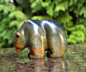 etsy, animal figurine, and stone sculpture image