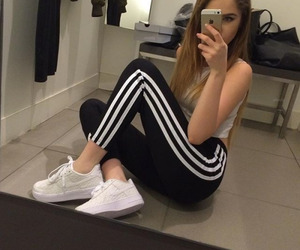 grunge, adidas, and pale image