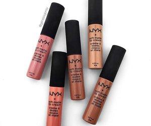 makeup and NYX image