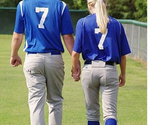 baseball, goals, and love image
