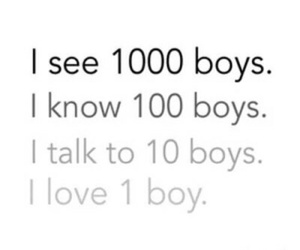 boy and love image