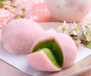 pink, japan, and sweet image