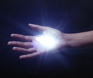 light, magic, and magick image