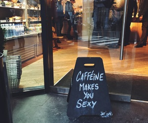 brussels, cafe, and caffeine image