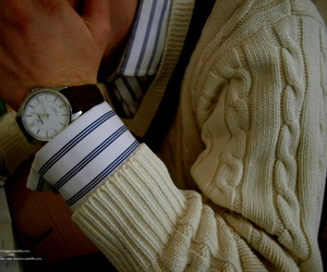sweater and watches image
