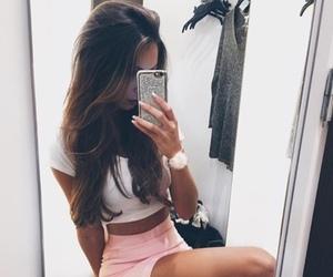 beautiful, selfie, and fashion image