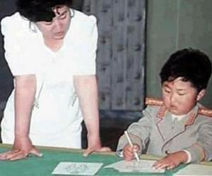 1980s, Pyongyang, and kim jong-un image