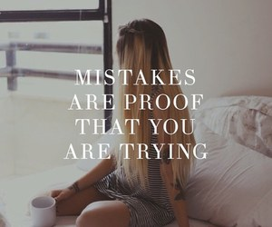 mistakes, proof, and trying image