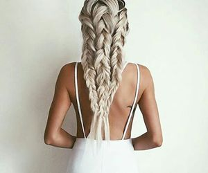 braided and hair image