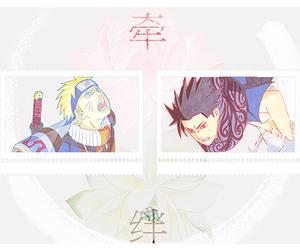 gaara, kakashi, and naruto image