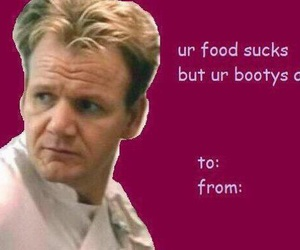 funny and Valentine's Day image