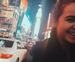 girl, new york, and photo image